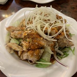 【伊豆下田】まずは小田原で中華料理「氷花餃子」