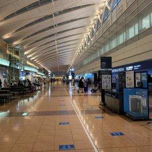 【屋久島】悪天候の中、条件付き運航で鹿児島空港へ