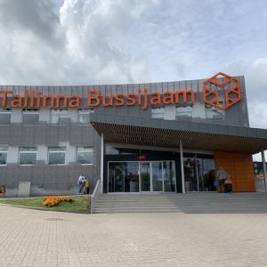 【バルト三国】2日目-2 エストニア首都タリンから快適長距離バスで隣国ラトビアへ