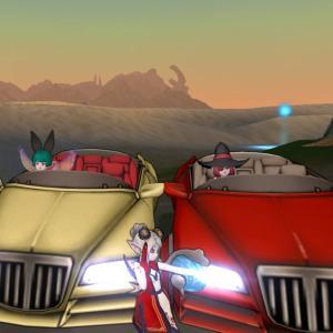 WebMoney 春の冒険キャンペーン で車買いましたー
