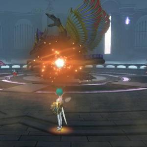 羅刹王バラシュナ をはじめて倒した!