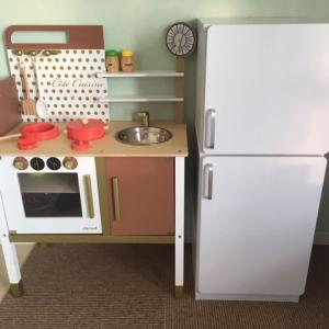 おままごとの冷蔵庫