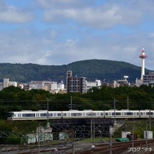京都タワーと