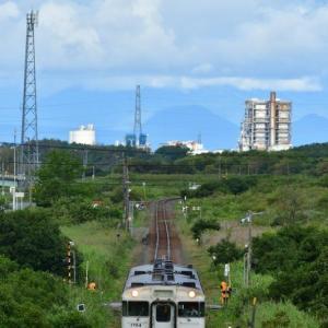 日高本線から室蘭本線経由で函館本線に