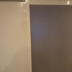 お風呂のドアは引き戸が間違いないと思う