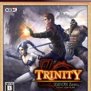 ゲーム「トリニティ ジルオール ゼロ」