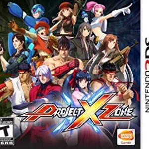 ゲーム「PROJECT X ZONE(プロジェクト クロスゾーン)」
