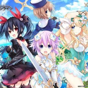 ゲーム「四女神オンライン CYBER DIMENSION NEPTUNE」