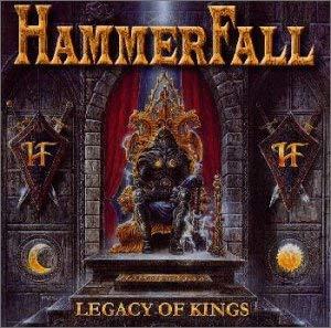ヘヴィメタル「HAMMERFALL:LEGACY OF KINGS」