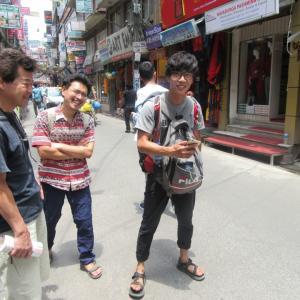 開かれた国境 ミャンマー→マニプール World Watching Vol,25