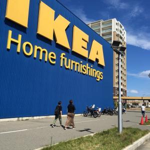 IKEAに行ったどー!!