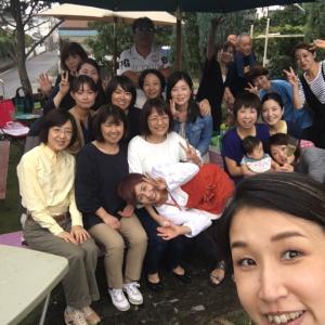 Y's YOGA7周年感謝祭  石窯ピザパーティ