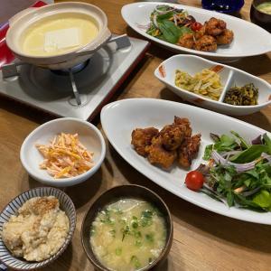 テレビのレシピで晩ごはん!人参とカラムーチョのサラダ。byオット君ご飯