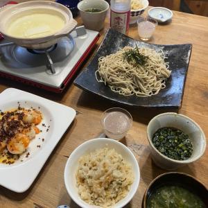 ◎手打ち蕎麦と日本酒。。◎