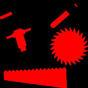 【DIY初心者向け】壁に軽い物を置く棚を付ける方法