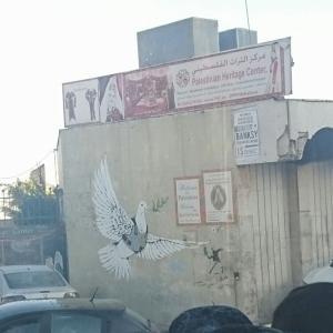 【中東】ベツレヘム バンクシーと戦争と平和