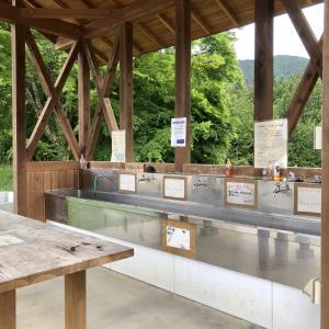 松山市内から1時間!リーズナブルで綺麗な千本高原キャンプ場 @愛媛県 久万高原