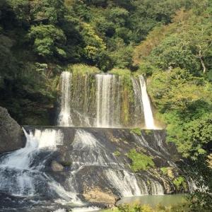 天然のウォータースライダー!滝すべりが楽しすぎる♪夏にオススメ!竜門の滝キャンプ場@大分県玖珠郡九重町