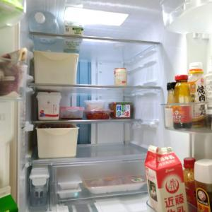 整理収納アドバイザーのリアルな冷蔵庫大公開!