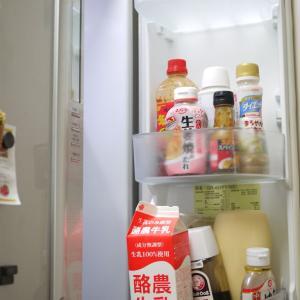 整理収納アドバイザーの冷蔵庫大公開!ドアポケット編