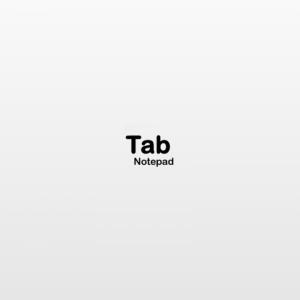 再起動の時のメモ帳の表示を改善しました-タブのメモ帳「Tab Notepad」