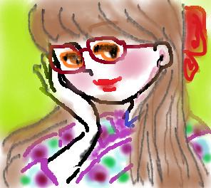 着物眼鏡は可愛いゾ!