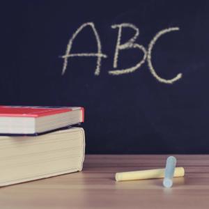 ブログ1年生と2年生の教科書