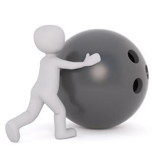 練習投球200709~ボウリングで200を目指す上達の道~