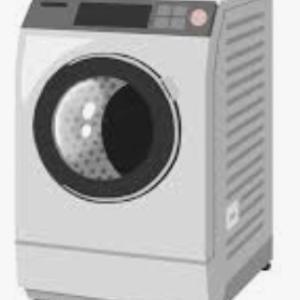 ドラム式洗濯機は使わない家電へのこだわり