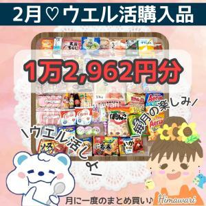【2月ウエルシア】節約の味方!!総点数50品がTポイント払いで0円に♡