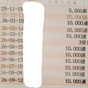 【子供貯金公開】穴埋め必須(T-T)第一子の方が少ない貯金額