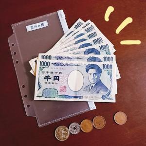 夏休み前に手をつけてしまった1万円のワケ(´・ω・`)