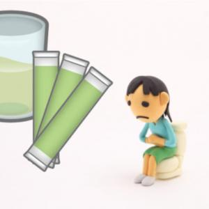 ダイエット茶で便秘解消を求める時の注意点【副作用】