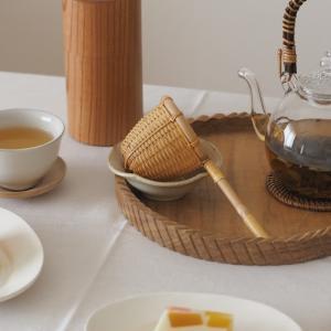 京都で購入した器や暮らしの道具とお土産スイーツ