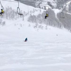 2020八方尾根スキー場シーズン券申し込み完了しました