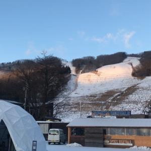 岩岳スキー場⛷✨なんと小学生の頃以来です…笑