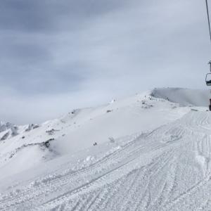 スキーの余韻が心地よく仕事も楽しく!