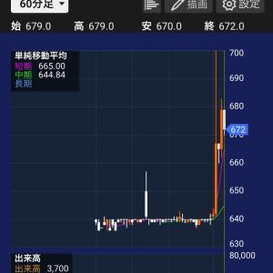 日本スキー場開発株の株価がなぜか急上昇