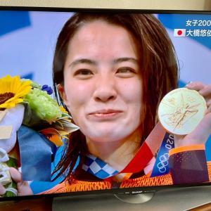 オリンピックメダルラッシュ!