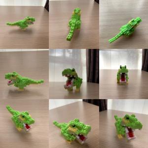恐竜…ミニレゴ