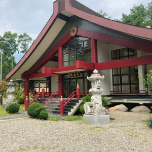韓国の寺院に泊まってきた( ゚Д゚)【一泊二食6000円:金剛寺宿坊 成穂院】