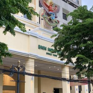 バンコクでの入院、がん手術費用