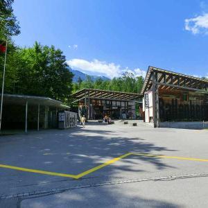 スイスハイキング      グリンデルワルト・バーレンベルグ野外博物館