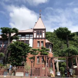 ダイヤモンドプリンセス   神戸・北野観光