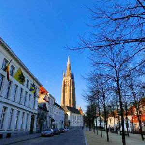 ヨーロッパ周遊9日間    ベルギー・ブルージュ2