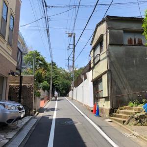 東京の200坂道を歩く    染井坂