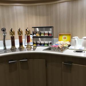ダイヤモンドプリンセス   【動画あり】早朝の簡単な朝食