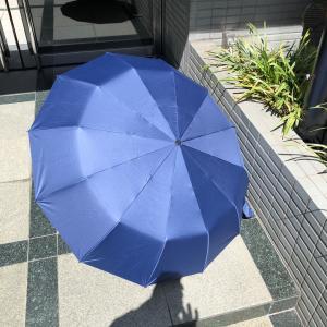 新型コロナ対策       日傘で熱中症対策