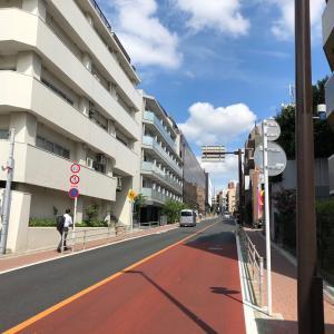 東京の200坂道を歩く    聖母坂