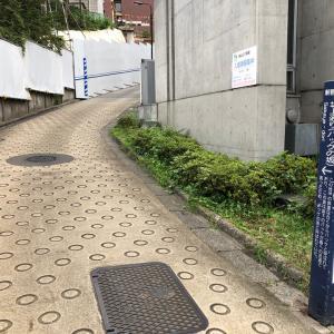 東京の200坂道を歩く    バッケの坂